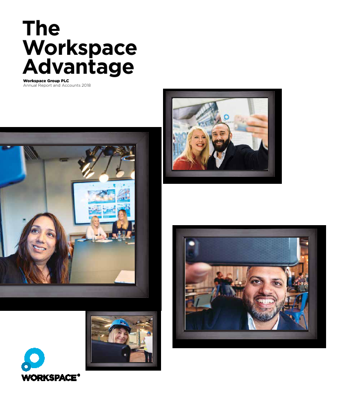 Workspace Group Plc   annual report