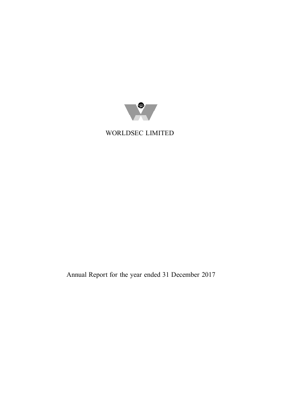 Worldsec   annual report