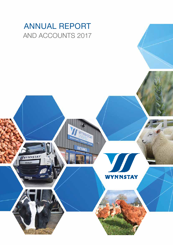 Wynnstay Group   annual report