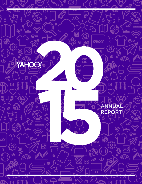 Yahoo! Inc.   annual report