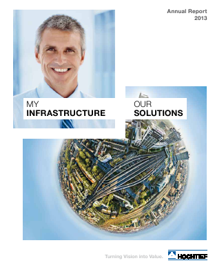 Hochtief annual report 2013
