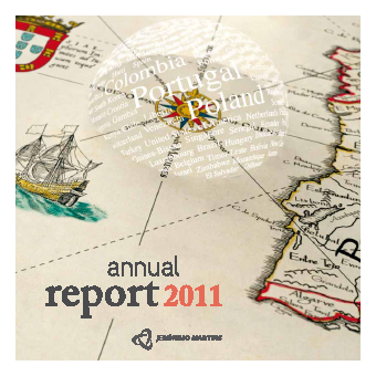 Jeronimo Martins annual report 2011