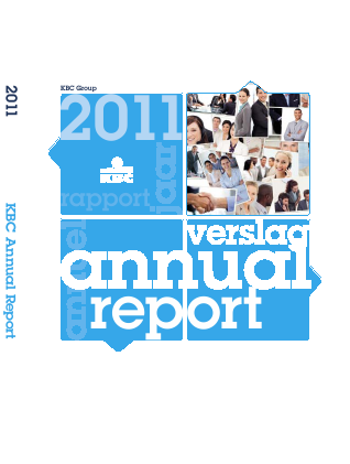 KBC Group annual report 2011