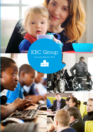 KBC Group annual report 2013