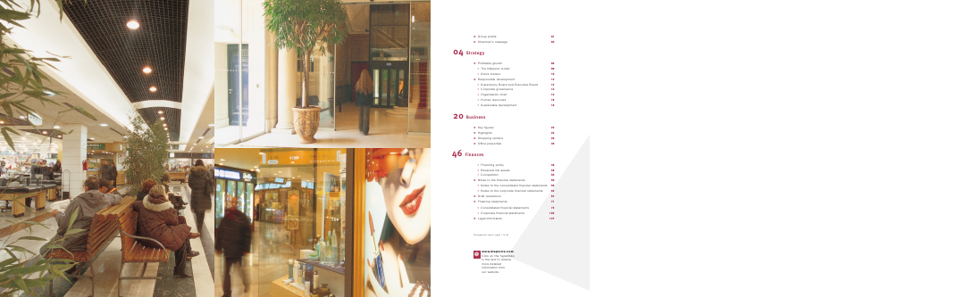 Klepierre annual report 2002