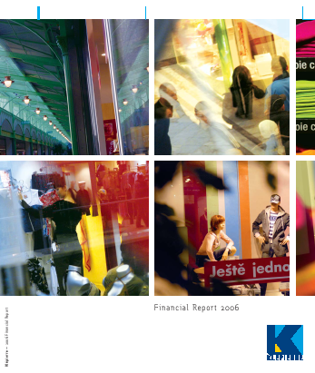 Klepierre annual report 2006