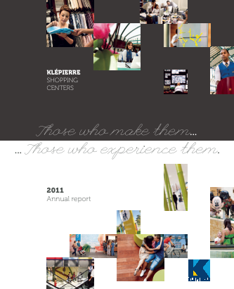 Klepierre annual report 2011