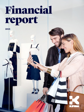 Klepierre annual report 2015