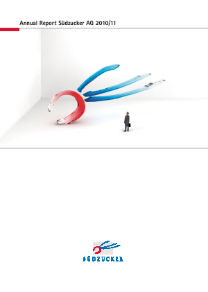 Suedzucker annual report 2011