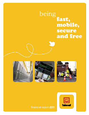 Telenet Group annual report 2011
