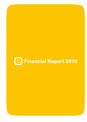 Telenet Group annual report 2015