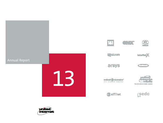 United Internet annual report 2013