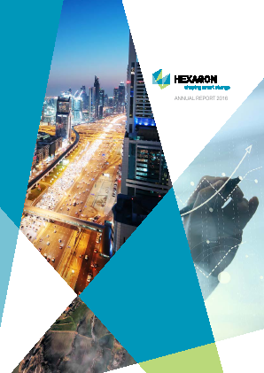 Hexagon annual report 2016