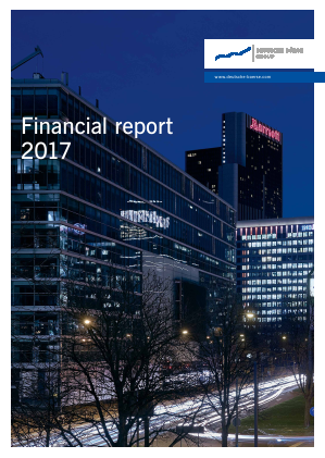 Deutsche Boerse annual report 2017