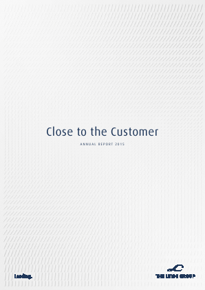 Linde annual report 2015