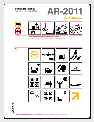 Deutsche Lufthansa annual report 2011