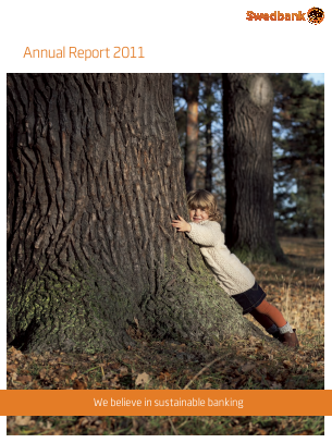 Swedbank annual report 2011