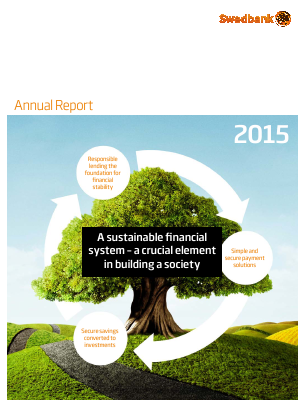 Swedbank annual report 2015