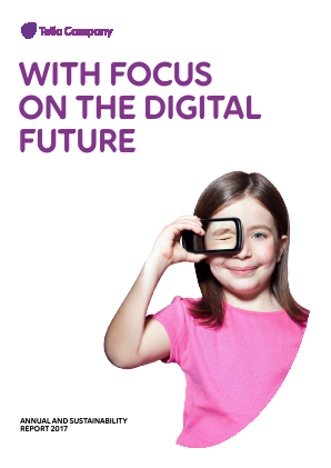 TeliaSonera annual report 2017