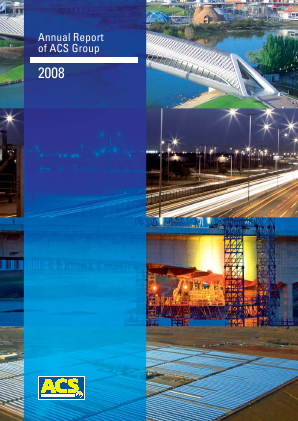 ACS annual report 2008
