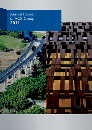 ACS annual report 2011