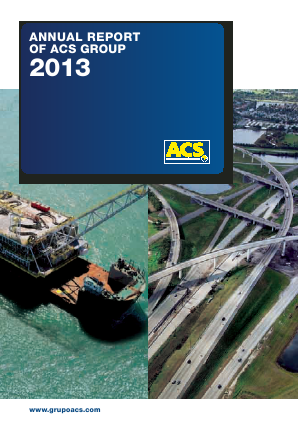 ACS annual report 2013