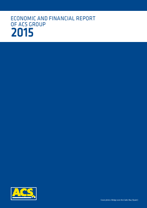 ACS annual report 2015