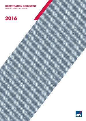 AXA annual report 2016
