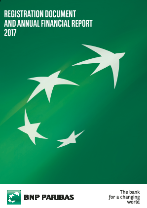 BNP Paribas annual report 2017