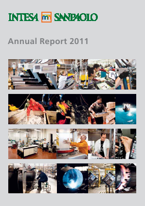 Intesa Sanpaolo annual report 2011