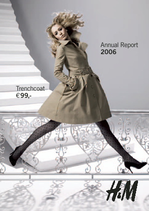 Hennes & Mauritz annual report 2006