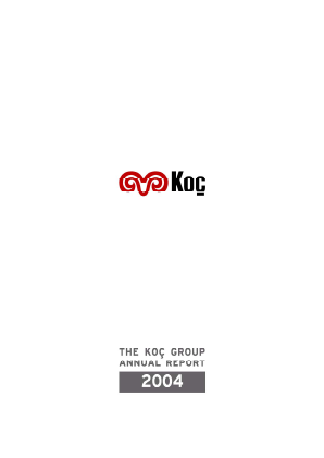 KOC annual report 2004