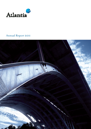 Atlantia annual report 2011