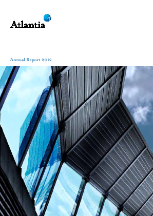 Atlantia annual report 2012