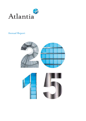 Atlantia annual report 2015