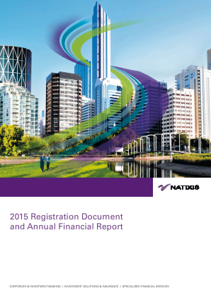 Natixis annual report 2015