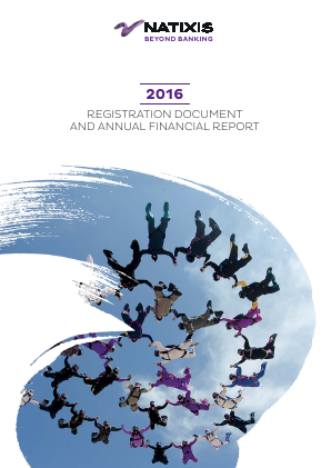 Natixis annual report 2016