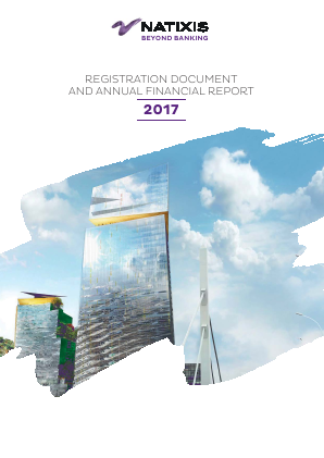 Natixis annual report 2017