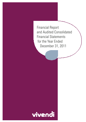 Vivendi annual report 2011