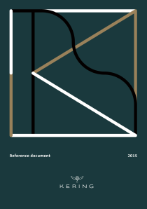 Kering annual report 2015
