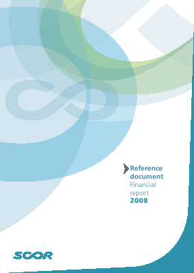 Scor annual report 2008