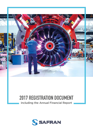 Safran annual report 2017