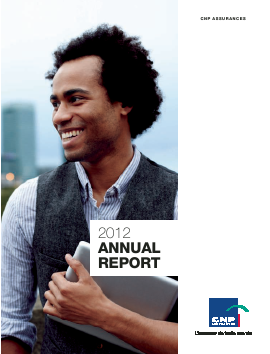 CNP Assurances annual report 2012
