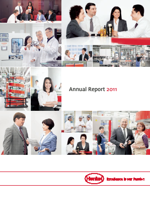 Henkel annual report 2011