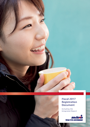 Sodexo annual report 2017