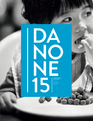 Danone annual report 2015