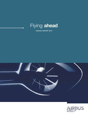 Airbus Group annual report 2015