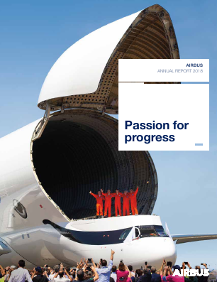 Airbus Group annual report 2018
