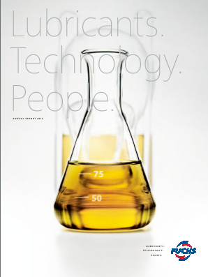 Fuchs Petrolub annual report 2012