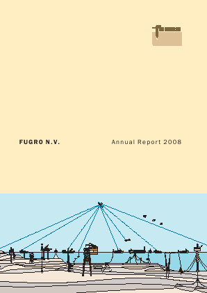 Fugro annual report 2008